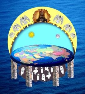 bible-flat-earth