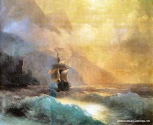 aivazovskiy_seascape